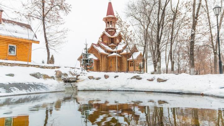 Воронежские озера или парк Дружбы: самарцев просят выбрать территории для благоустройства