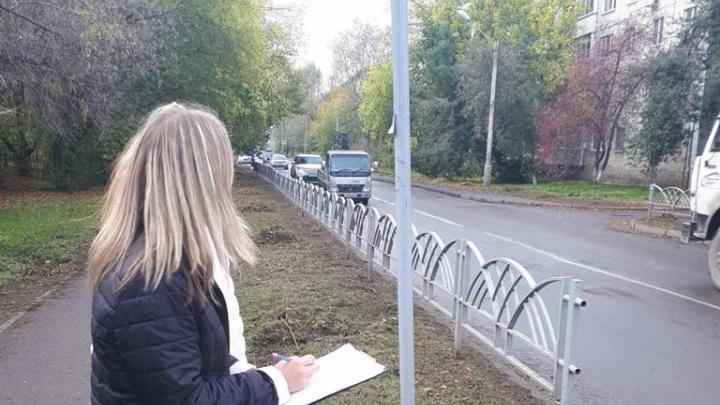 Школьники подсчитали выхлопы от машин на улицах Красноярска и нашли самый чистый проезд