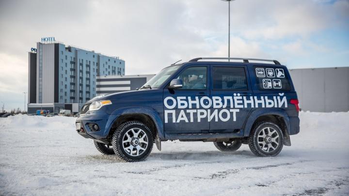 Русский «Лэнд Крузер Прадо» от УАЗа оказался переделанным «Патриотом»
