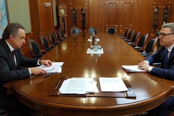Ключевой темой обсуждения стала подготовка Челябинска к проведению саммитов ШОС и БРИКС