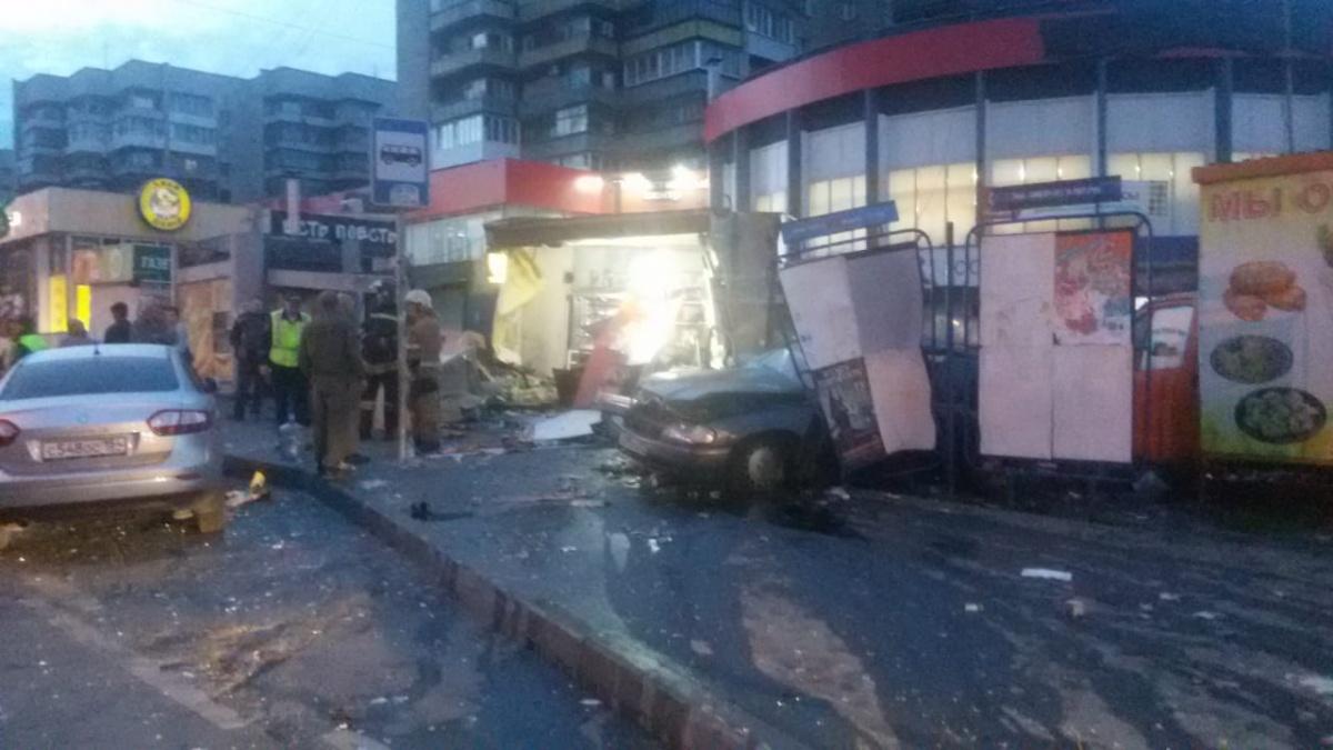 Авария произошла рано утром 12 августа