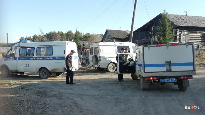 «Все оцепили полиция и МЧС»: в поселке под Екатеринбургом нашли мину