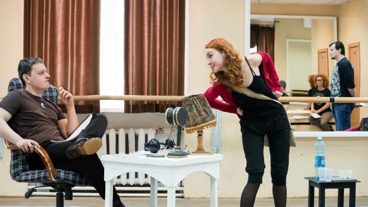 Роль Одри Хепберн примерит на себя артистка Музыкального театра