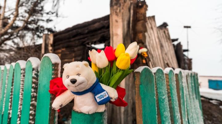 Потерявшему семью депутату из Полойки купят новый дом за 1 миллион