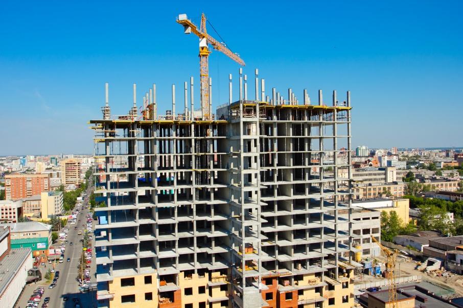 Самые дорогие и просторные квартиры сейчас строят в Центральном районе города