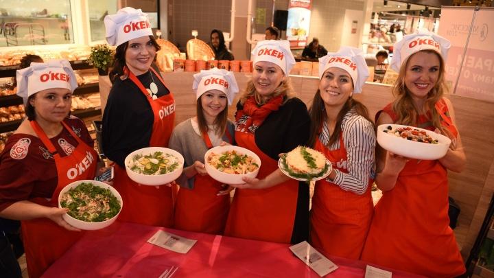 Шопинг как праздник: участницы «Миссис Екатеринбург — 2018» побывали в гостях у гипермаркета «О'КЕЙ»
