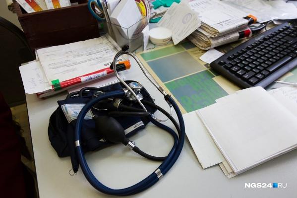 Погибшая работала врачом в частной клинике Курагино