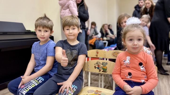 Малыши города Котельниково познакомились с новым детским садом