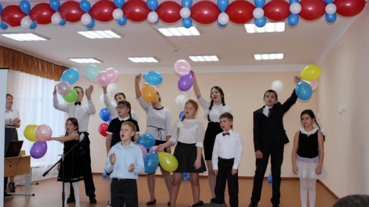 В Шадринском районе впервые за 48 лет отремонтировали школу