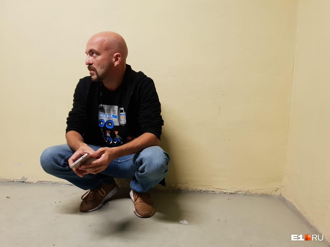 Коллегу с 66.RU Дмитрия Антоненкова задержали раньше, чем меня, но итог тот же — протокол и повестка в суд