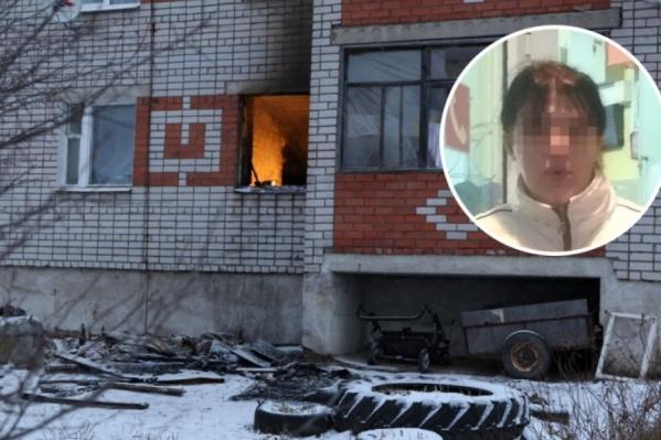 Квартира серьёзно пострадала в пожаре