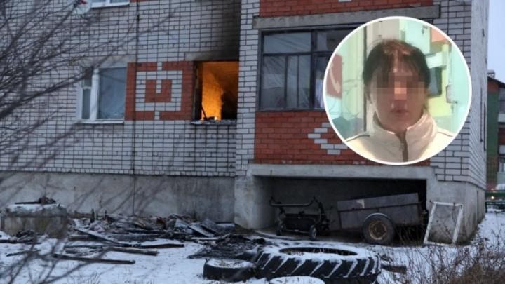 «Мне дали плохую квартиру»: мама троих детей, погибших в пожаре, не хочет переезжать в другое жильё