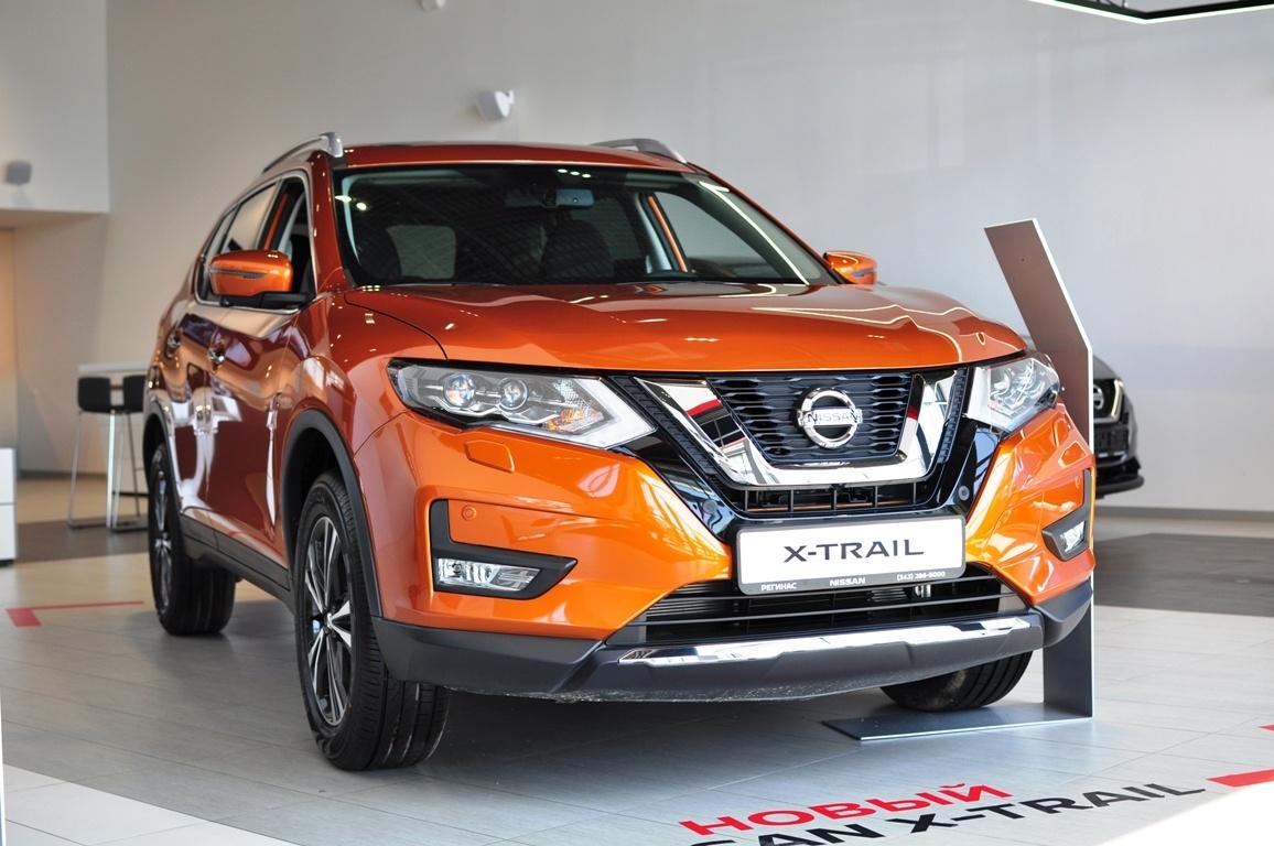 Nissan X-Trail в новом кузове: более 30 автомобилей по финальным ценам