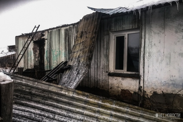 Утром 3 декабря в доме в посёлке Степном погибли пять детей Владимира Перфильева