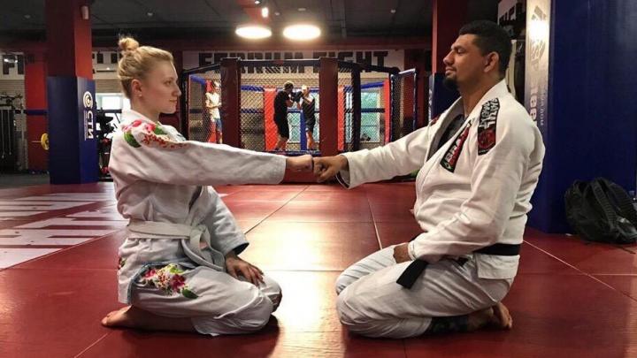 Тренер по джиу-джитсу из Бразилии сделает из челябинцев чемпионов: спортивная экзотика — в тренде