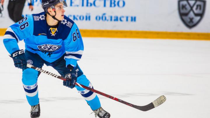 Нападающий ХК «Сибирь» стал лучшим новичком недели пятый раз за сезон