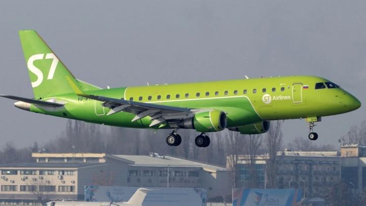 Борт, летевший из Новосибирска в Екатеринбург, экстренно возвращается в Толмачево