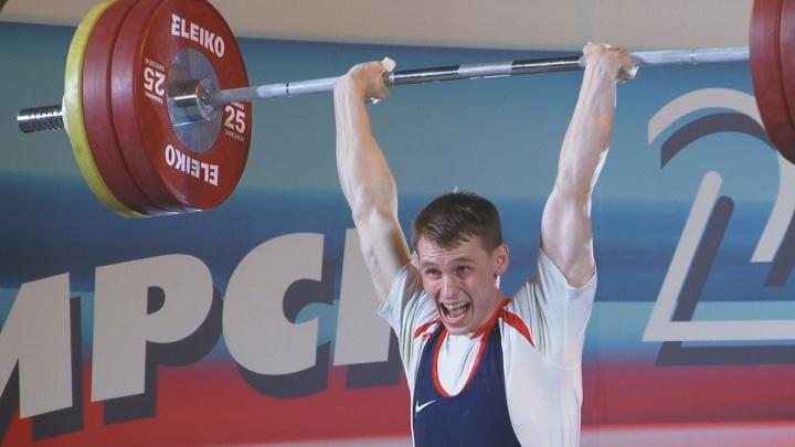 Новосибирец стал чемпионом России по тяжёлой атлетике