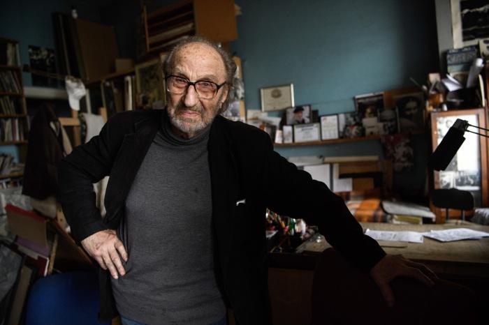 Виталий Волович дожил до 90 лет