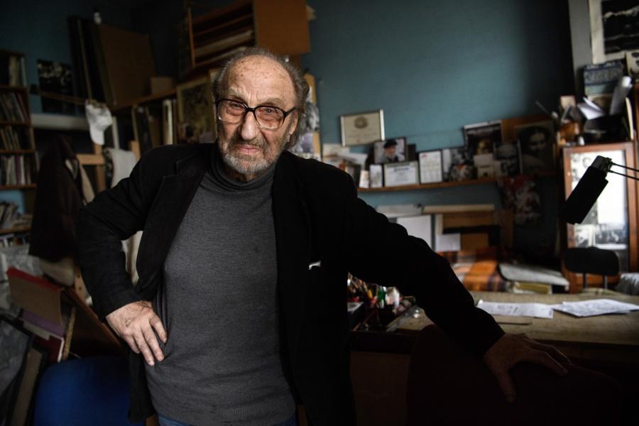Скончался художник Виталий Волович