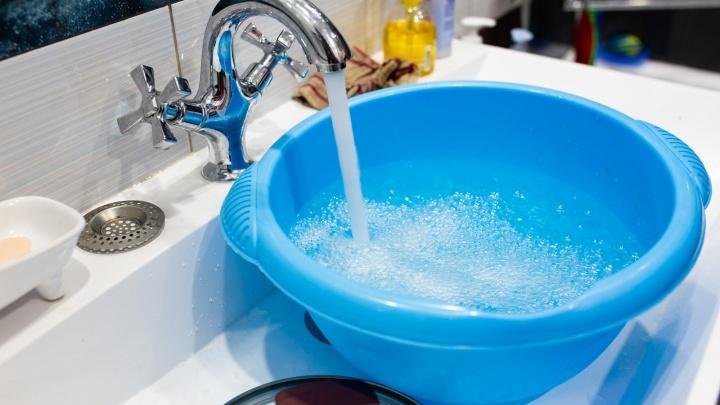 График отключения горячей воды в июле:даты и адреса