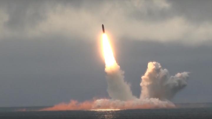 В Архангельской области на полигоне Чижа пройдут запуски баллистических ракет