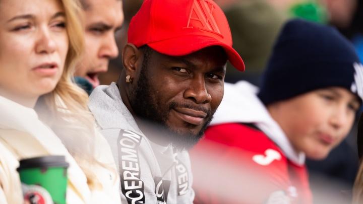 Игбун — всё: лучший бомбардир в истории «Уфы» покидает команду