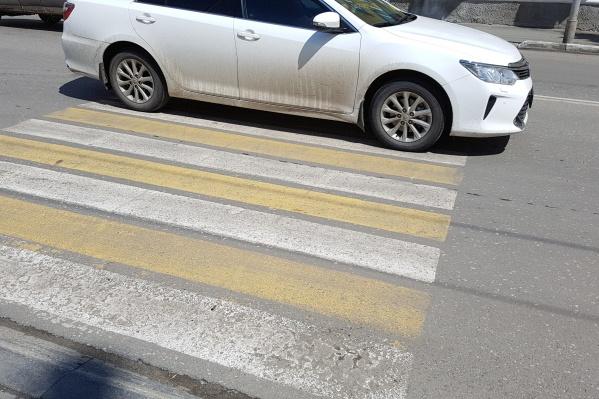 Часто пешеходов сбивают на «зебре»