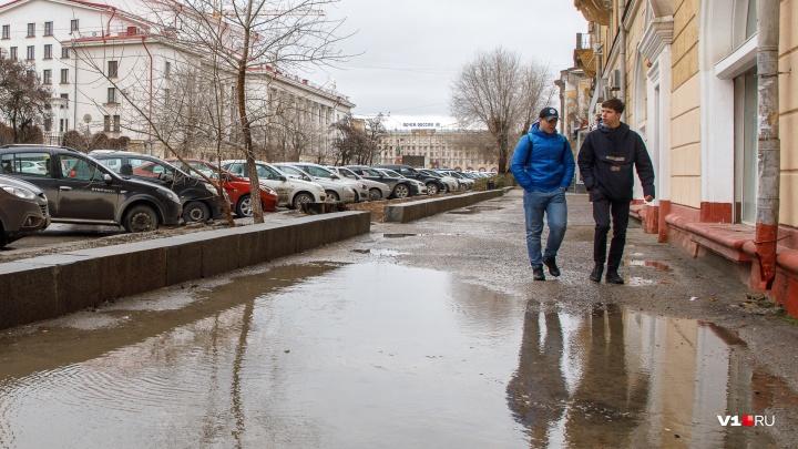 Из лета — в позднюю осень: перед майскими праздниками Волгоградскую область зальет дождями