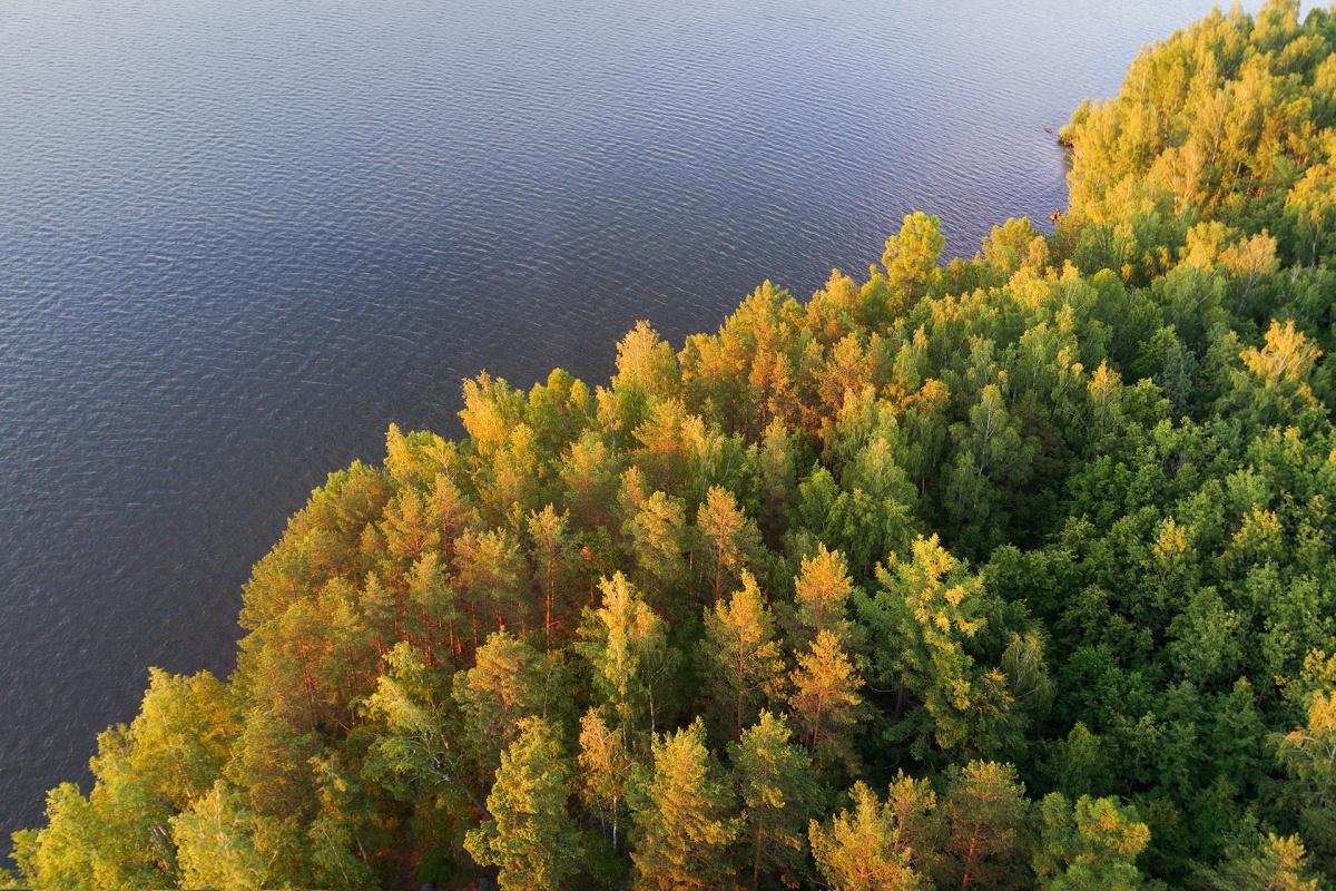 Петр Козлов начал делать пейзажные фото не так давно, но это его сразу зацепило