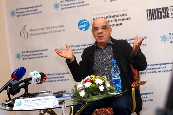 На встрече в «Глобусе» Константин Райкин затронул болезненную тему с финансами своего театра