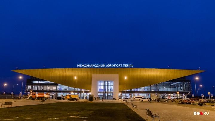 С сентября планируют запустить субсидированный авиарейс из Перми в Прагу или Мюнхен