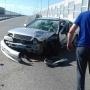 Пьяный водитель Nissan устроил массовое ДТП на развязке Федюнинского — Пермякова