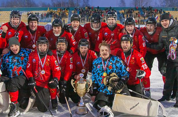 В Архангельске впервые разыграли Суперкубок России по хоккею с мячом