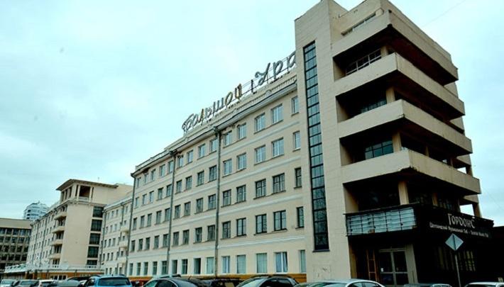 Владельцев гостиницы-памятника за Оперным театром обвинили в ее разрушении