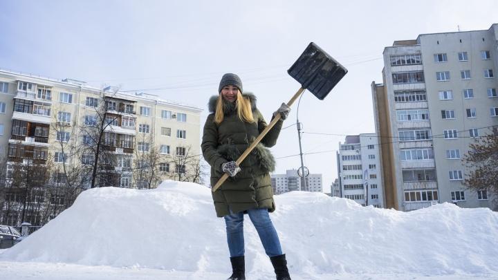 Берёмся за лопаты: считаем, сколько людей нужно, чтобы очистить Екатеринбург от снега за 5 минут