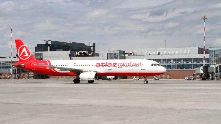 Турецкой авиакомпании из-за долгов запретили летать из Кольцово