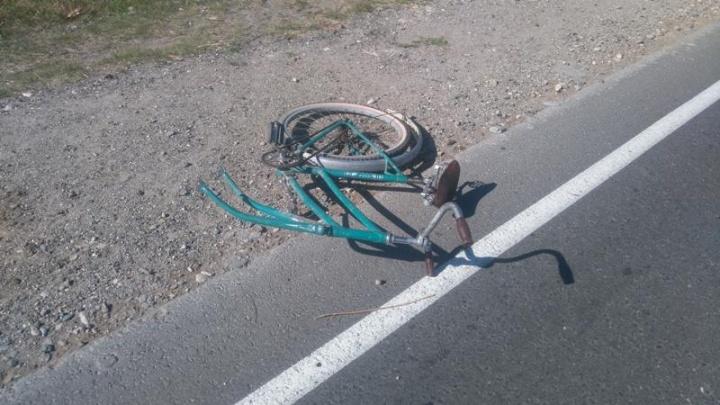 В Устьянском районе водитель «Мерседес-Бенц» насмерть сбил подростка