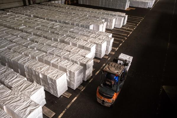 В октябре этого года архангельский ЦБК полностью перешёл на производство целлюлозы по «зелёной» технологии без использования элементарного хлора