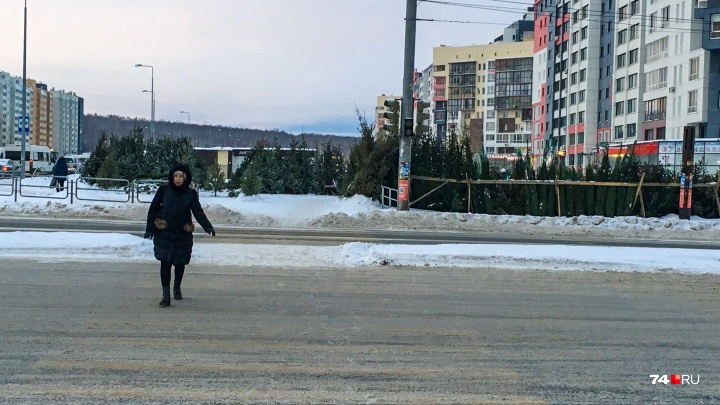 Челябинские власти объяснили, куда исчезли светофоры с оживлённого перекрёстка на Северо-Западе