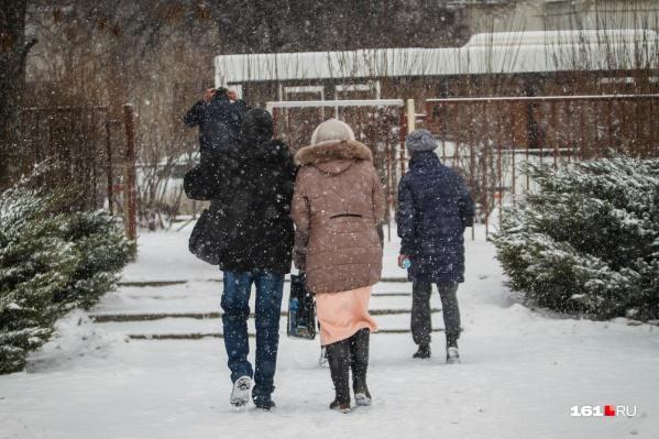 Понедельник станет самым холодным днем этой зимы, по крайней мере, пока что