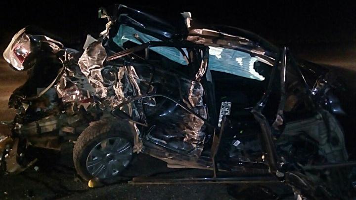 Стали известны подробности массовой аварии на трассе Уфа — Белорецк