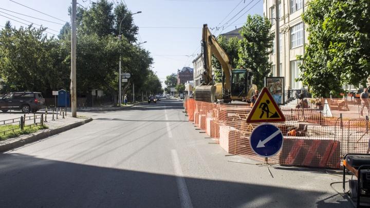В кране нет воды: семь районов Новосибирска останутся без кипяткав июне