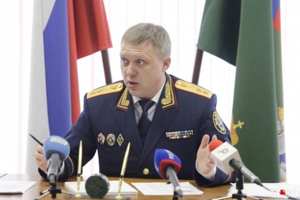 В Челябинской области Чернятьев работал с 2013 года