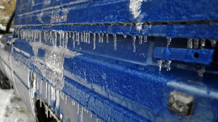 В Кургане ждут ночью заморозки до -4 градусов, а днем — жару