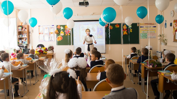 Прогноз на увеличение: в Челябинске за парты сядут около 16 тысяч первоклассников