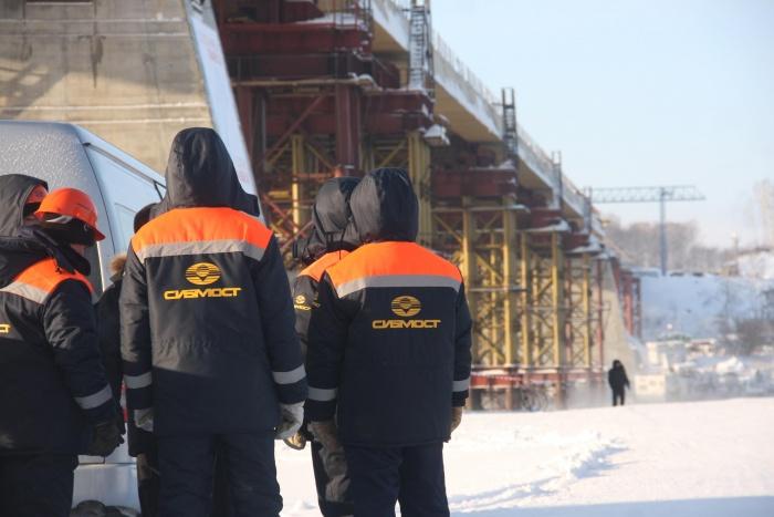 Дорожники считают, что«Сибмост» должен выплатить им больше 800 млн рублей