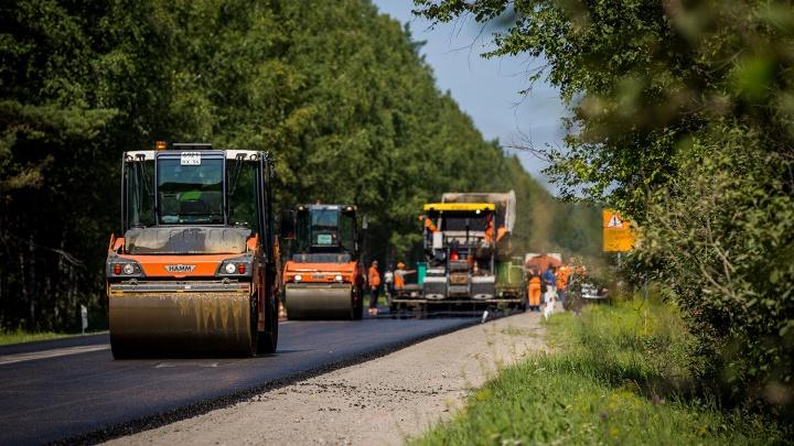 Дорожники потратят полмиллиарда на ремонт Северного обхода