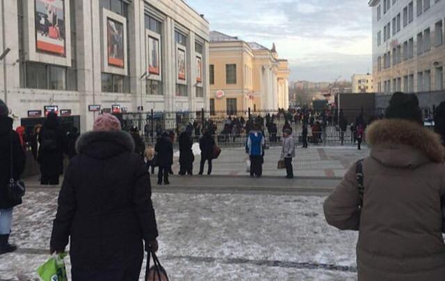 В Екатеринбурге началась волна минирований