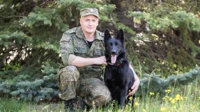 Игрушка вместо закладки: ростовский кинолог — о том, как собак учат профессионально искать наркотики